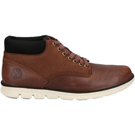 Timberland Bradstreet Chukka Leather - Braun - sideview
