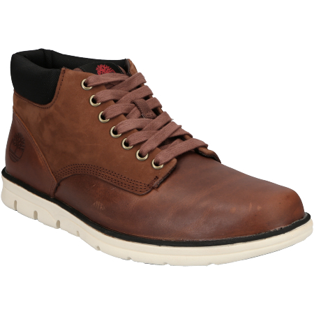 Timberland Bradstreet Chukka Leather - Braun - mainview