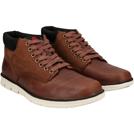 Timberland Bradstreet Chukka Leather - Braun - pair