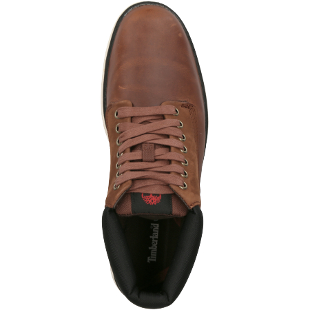 Timberland Bradstreet Chukka Leather - Braun - upperview