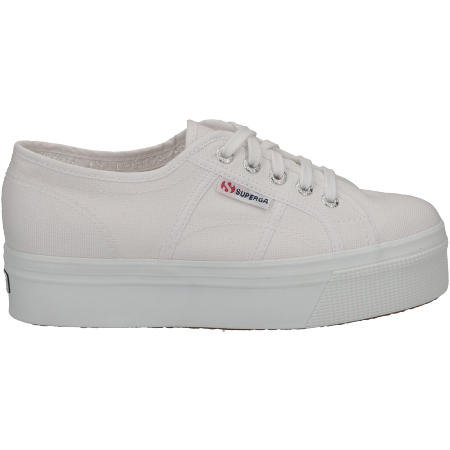 Superga S0001LO 901 - Weiss - sideview
