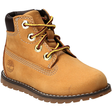 Timberland Pokey Pine 6In Boot with Side  - Braun - mainview
