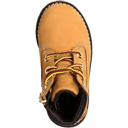 Timberland Pokey Pine 6In Boot with Side  - Braun - upperview