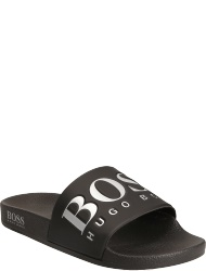 Boss Men's shoes Solar_Slid_logo
