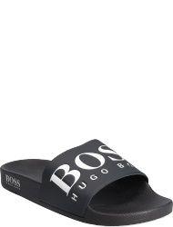 Boss Men's shoes Solar_Slid_logo