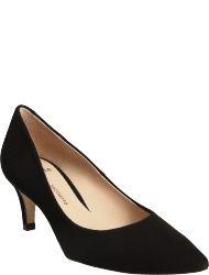 Perlato Women's shoes 10475 VELOUR NOIR