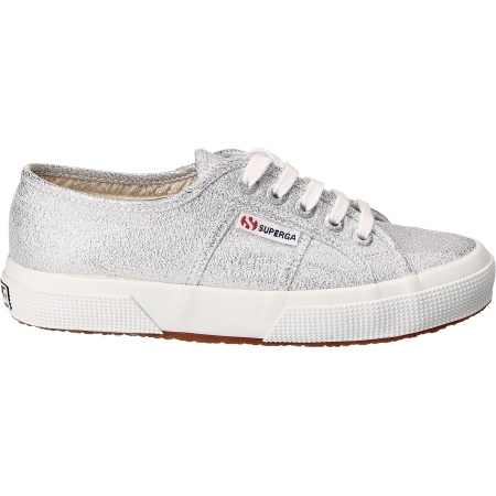 Superga S001820 S031 - Silber - sideview