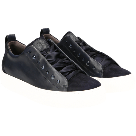 Paul Green 4645-016 Women's shoes Lace