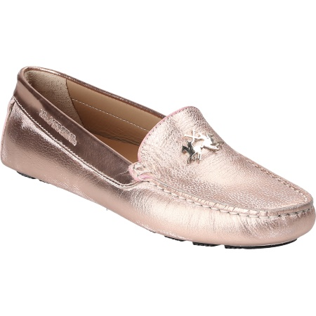 more photos e6112 990f1 La Martina L5130 186 Women's shoes Loafers & Moccasins buy ...