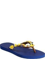 Uzurii Women's shoes YELLOW PARROT