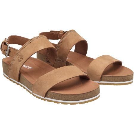 Timberland #A1MQG - Braun - pair