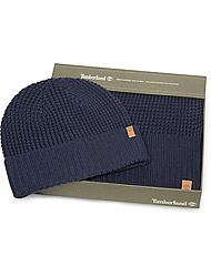 Timberland Men's clothes AEETB Thermal Box Set Dress Blues