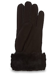UGG australia Women's clothes BLK TURN OFF GLOVE