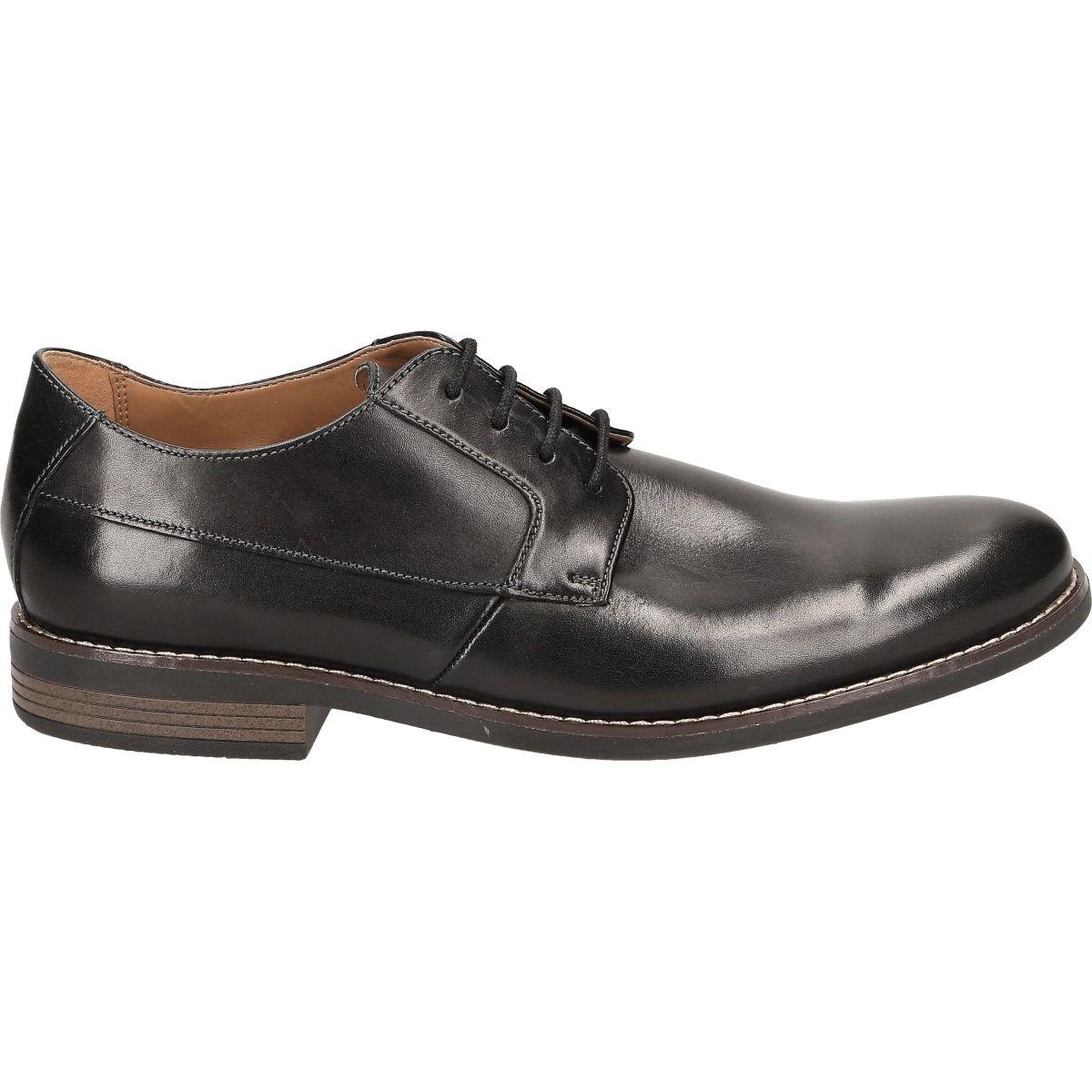 Clarks Becken Plain 26123148 7 Men's shoes Lace ups buy