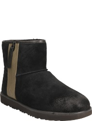 UGG australia Men's shoes BLK CLASSIC MINI ZIP