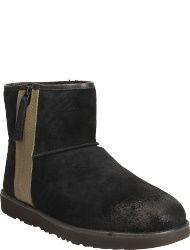 UGG australia Men's shoes BLK CLASSIC MINI ZIP