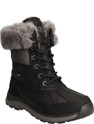 UGG australia Women's shoes BLK ADIRONDACK BOOT III