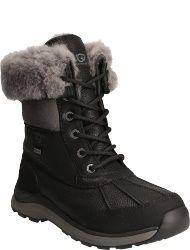 UGG australia Women's shoes BLK ADIRONDACK BOOT III