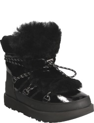 UGG australia Women's shoes BLK HIGHLAND WATERPROOF