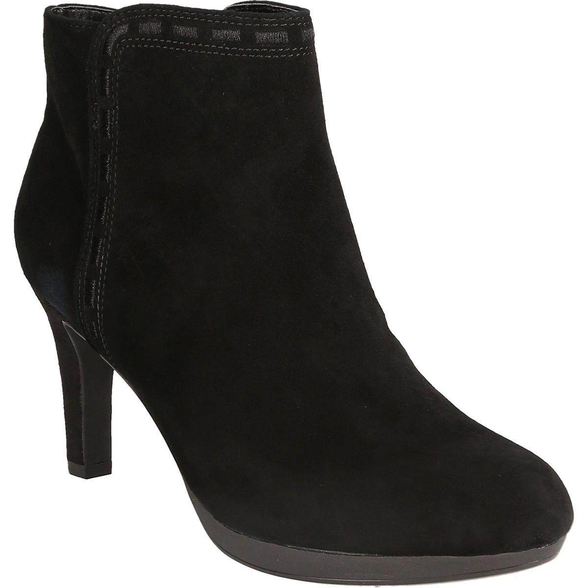 4 Sadie Clarks Shoes Adriel Women's Half Buy 26129358 Boots 76yYbfg