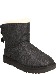 UGG australia Women's shoes BLK MINI BAILEY BOW