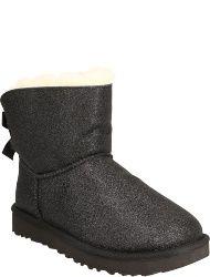 UGG australia Women's shoes BLK MINI BAILEY BOW