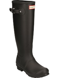 HUNTER BOOTS Women's shoes WFTRMABLK