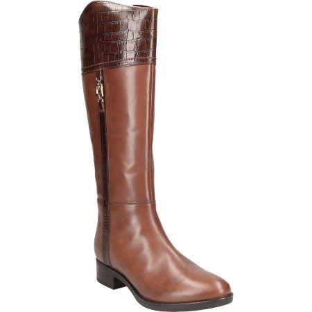tierra código Morse de ultramar  GEOX D84G1C 0436Y C0013 Women's shoes Boots buy shoes at our Schuhe Lüke  Online-Shop