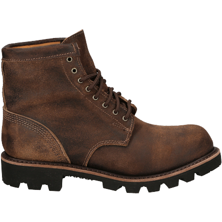 Timberland American Craft PT 6 In WP Boot - Braun - sideview