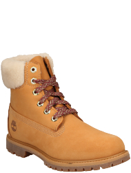 Timberland Women's shoes 6in Premium w/Shearling Collar