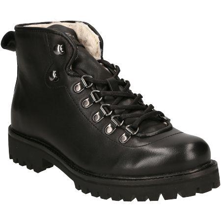 Blackstone SL81 BLACK Women's shoes