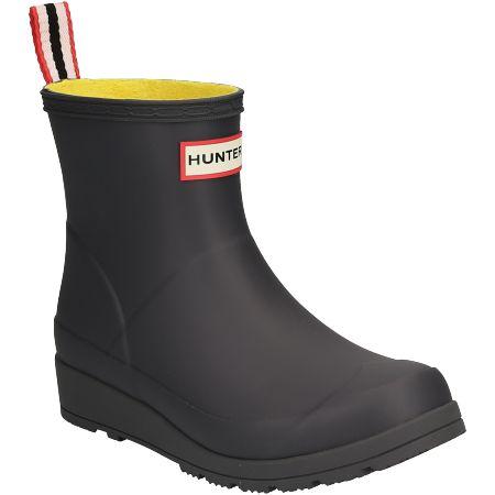 promo code 91b43 647f3 HUNTER BOOTS WFS2065RMA-LUN Women's shoes Half-boots buy ...