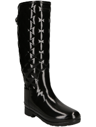 HUNTER BOOTS womens-shoes WFT1031RGL-BLK
