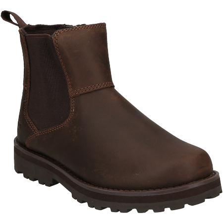 Timberland Courma Kid Chelsea - Braun - mainview