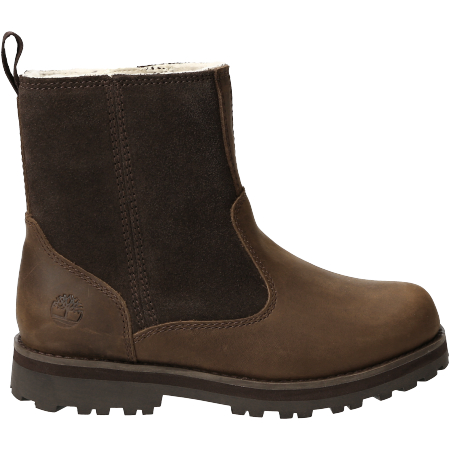 Timberland Courma Kid Warm Lined Boot - Braun - sideview