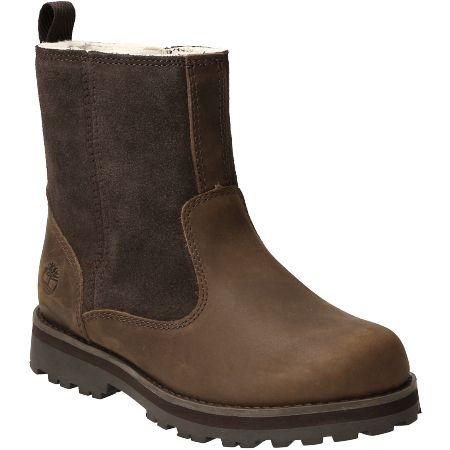Timberland Courma Kid Warm Lined Boot - Braun - mainview