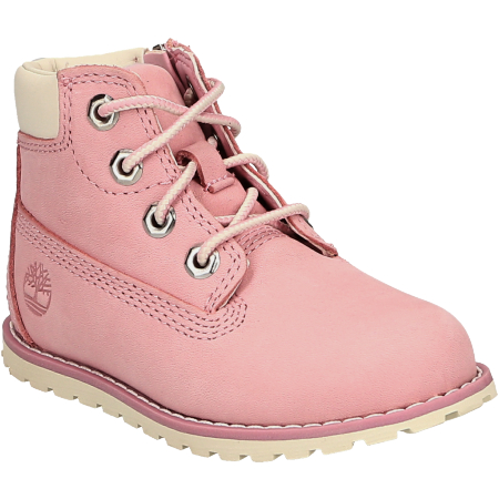 Timberland Pokey Pine 6In Boot with Side  - Rose - mainview