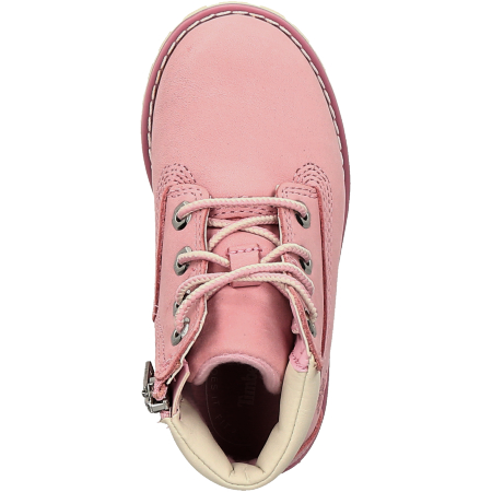 Timberland Pokey Pine 6In Boot with Side  - Rose - upperview