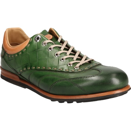 premium selection 55471 a5f6c La Martina L7041 155 CUERO AVOCADO Men's shoes Lace-ups buy ...