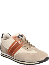 La Martina mens-shoes L7050 101 CAMOSCIO CORDA