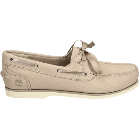 Timberland CLASSIC BOAT 2 EYE - Beige - sideview