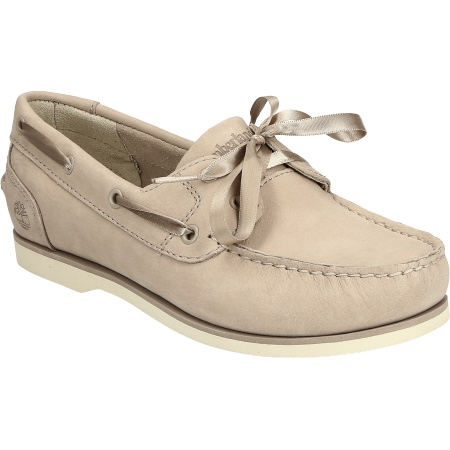 Timberland CLASSIC BOAT 2 EYE - Beige - mainview