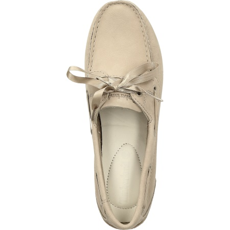 Timberland CLASSIC BOAT 2 EYE - Beige - upperview