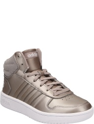 ADIDAS Women's shoes F HOOPS . MID