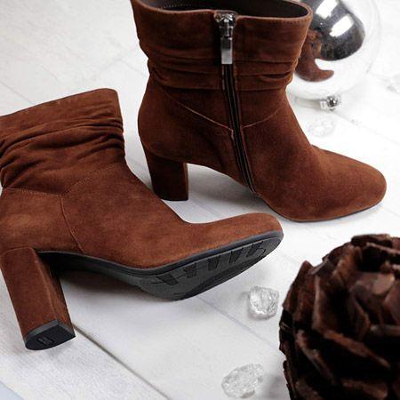 Perlato 11265 - Braun - pair