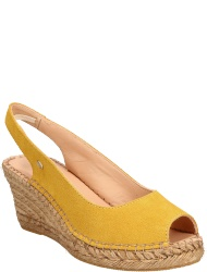 Fred de la Bretoniere Women's shoes Yellow