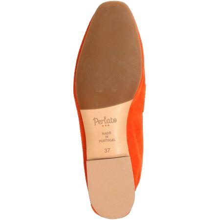 Perlato 11394 - Orange - bottomview