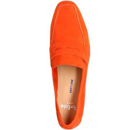 Perlato 11394 - Orange - upperview