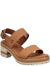 Timberland Women's shoes Violet Marsh 2-Band Sandal