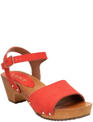 Lüke Schuhe womens-shoes 8181 ROSSO